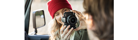 The new breed of mirrorless digital cameras that fit advanced performance into portable and lightweight packages that can answer virtually any need.